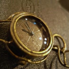 『 一○奏 』鉄の文字盤 腕時計 for custom made