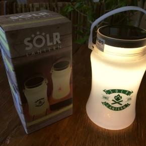 SOLR lantern