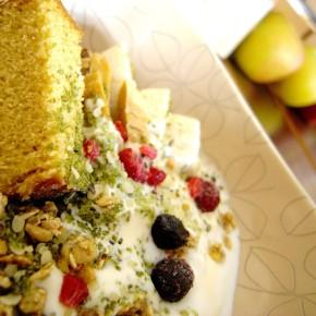 Today's dessert ♪