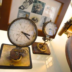 『 ichienso 』小さい置き時計